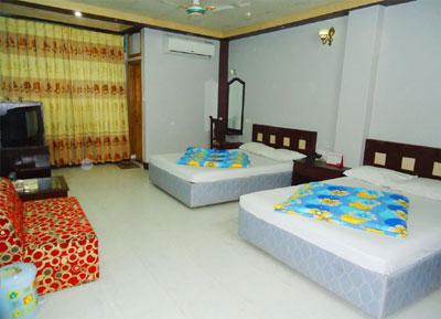 Hotel Sea World Cox's Bazar